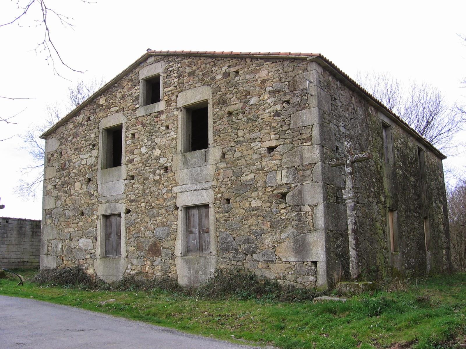 Blog Arcadia Rehabilitacion De Casa Rectoral En Lugo ~ Rehabilitacion De Casas Rurales