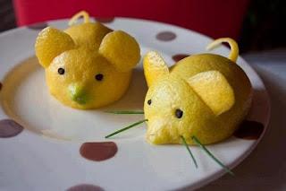 Ideas para Presentar el Limon