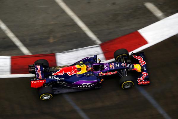 Clasificación Gran Premio Singapur 2015