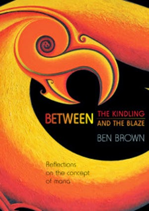 between the kindling cover