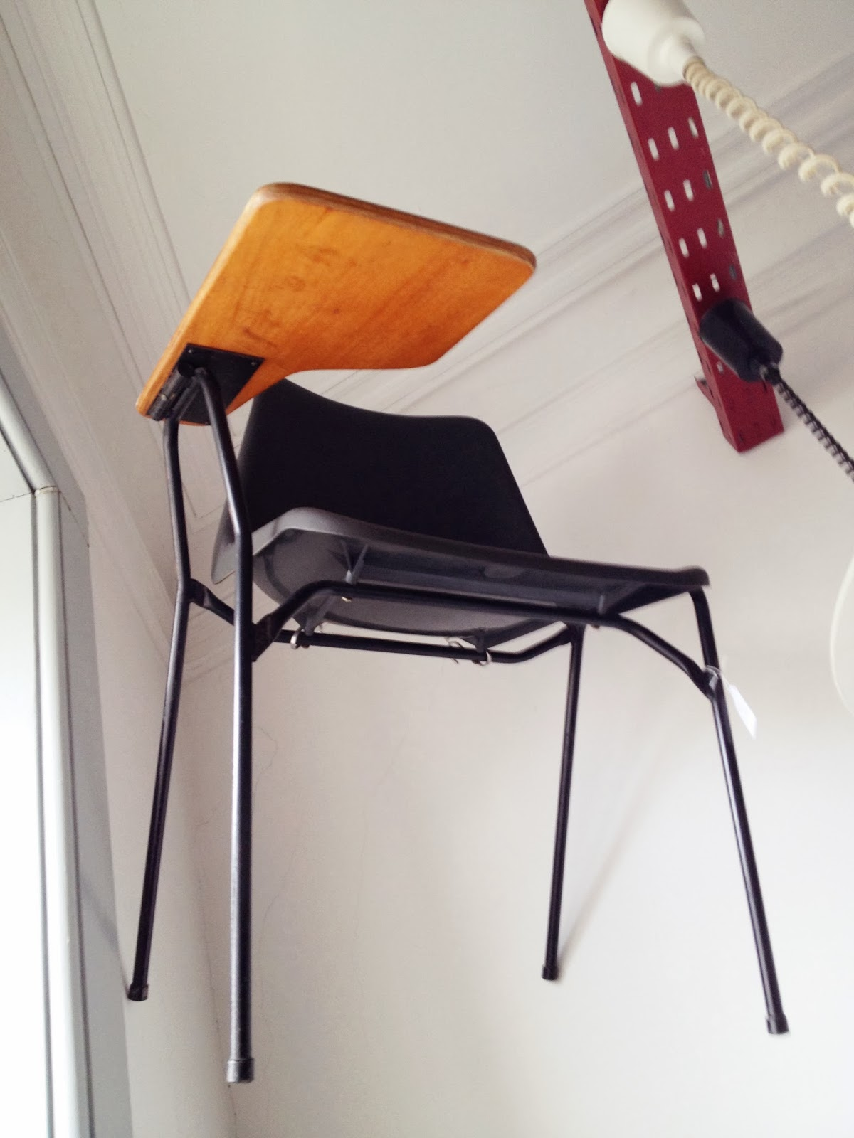 Robin Day, Hille chair, a Porta Verde