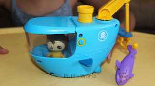 Octonauts Toys Review