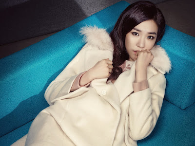 tiffany girls generation  cosmopolitan