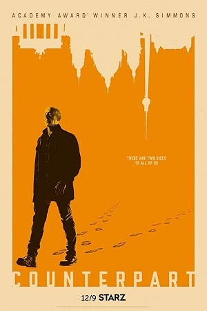 Counterpart - 2ª Temporada Legendada Torrent torrent download capa