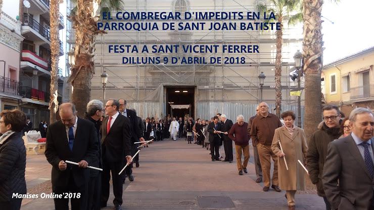 REP 04, ABRIL 9: EL CONBREGAR D'IMPEDITS