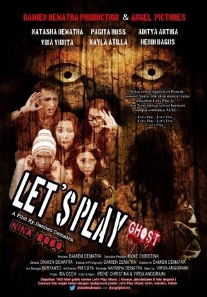 Film Let's Play Ghost 2014