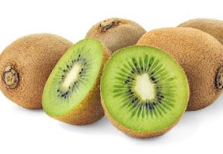 gambaran buah kiwi