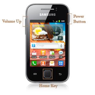 Cara Root Samsung Galaxy Young