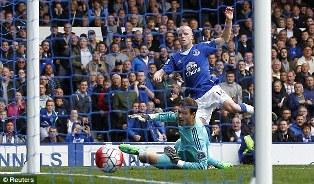 Everton vs Chelsea 3-1 Video Gol & Highlights