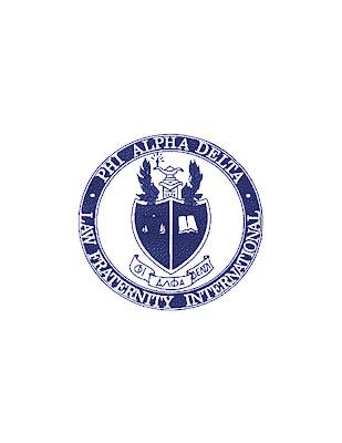 Phi Alpha Delta logo