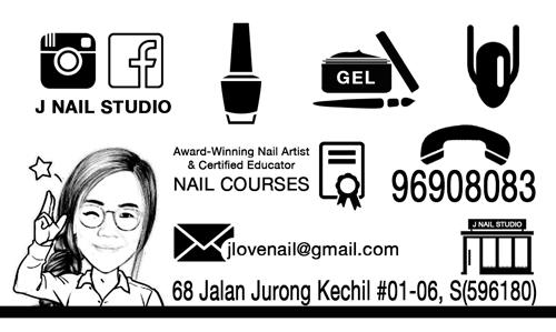 J Nail Studio