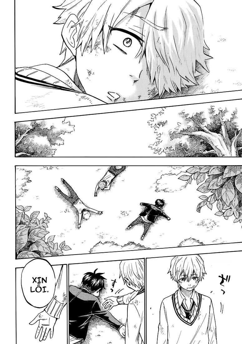 Yamada-kun to 7-nin no majo chap 192 page 24 - IZTruyenTranh.com