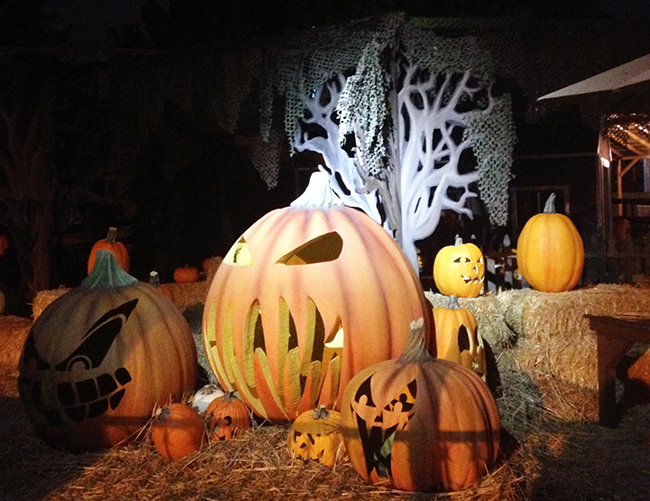 Knott's Spooky Hollow