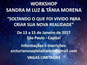 WORKSHOP - SÃO PAULO/SP