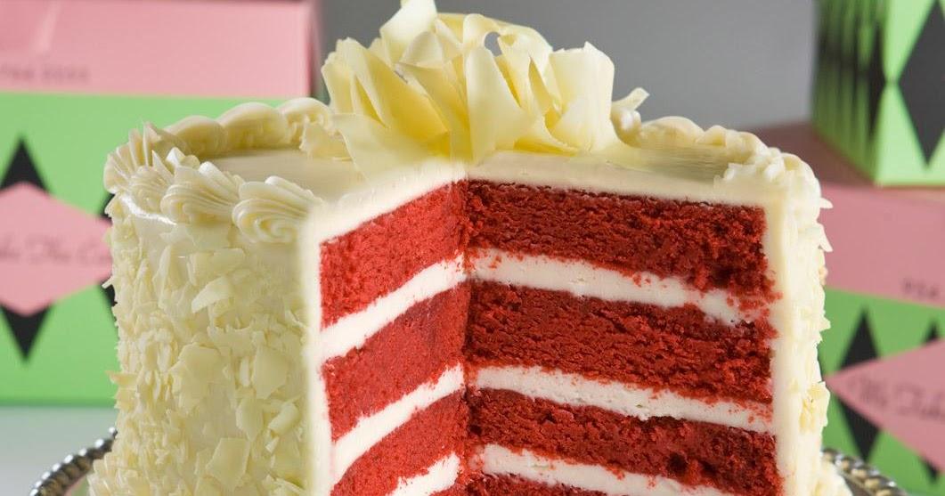 The 3c queen hoy en mi receta de la semana red velvet cake for Que significa velvet
