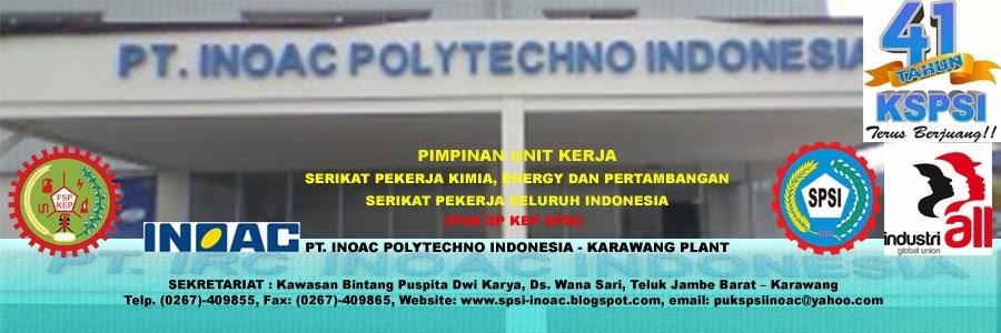 PUK SPSI INOAC POLYTECHNO INDONESIA