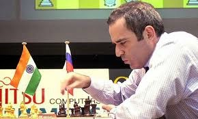 Partai Catur Caro Kann Kasparov smk 3 tegal yes