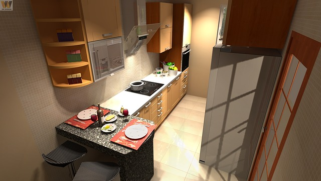 Ruang Dapur Minimalis Modern