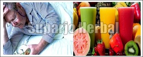 Waspadai Jus Buah Bisa Memicu Tekanan Darah Tinggi