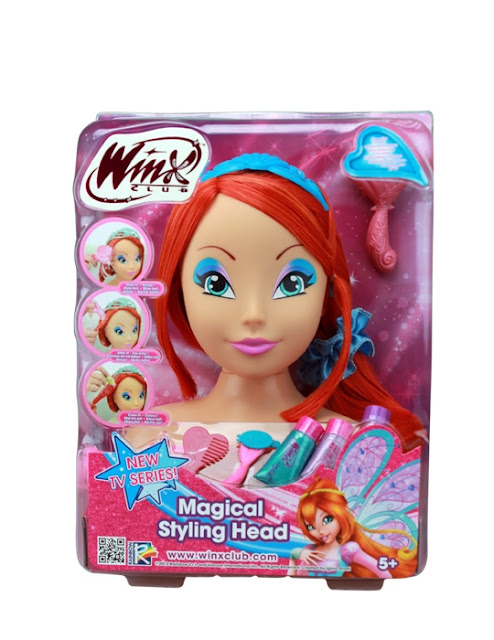 Naujos lėlės/žaislai/mokyklinės prakės Rugsėjis/Lapkritis Bloom-MagicalStyilingPKG
