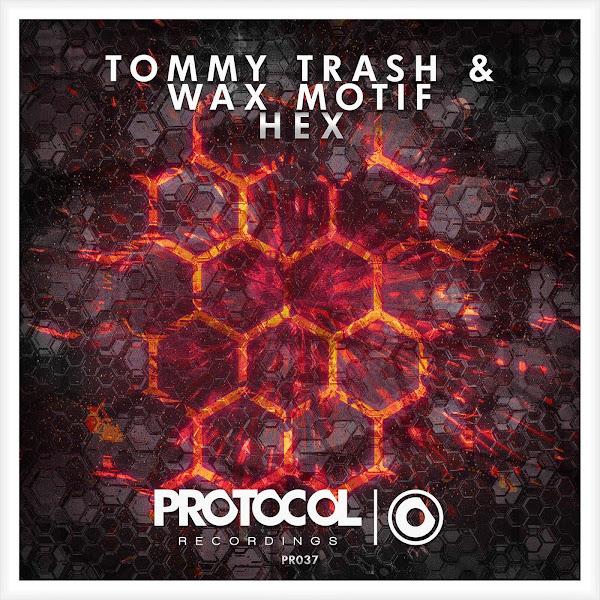 Tommy Trash & Wax Motif - Hex - Single Cover