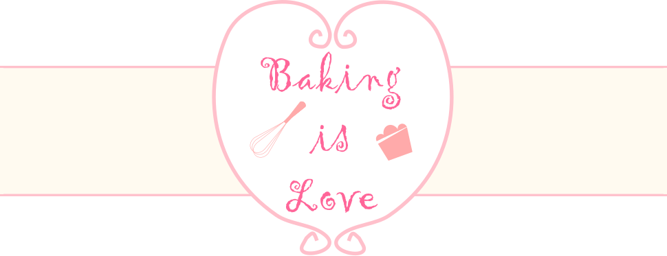 Baking is Love