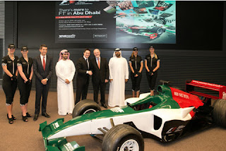F1 Abu Dhabi Grand Prix Tickets Go on Sale