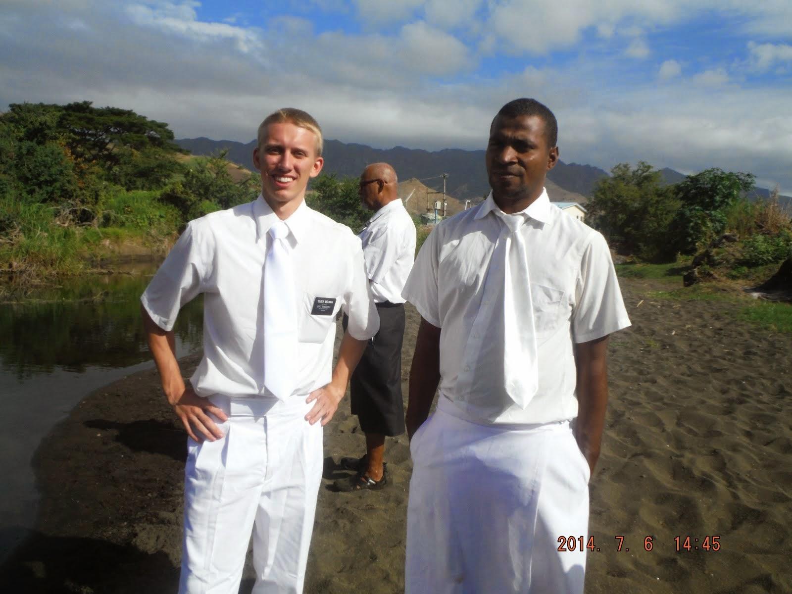 Buka's Baptism