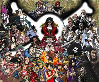 Kata Kata Bijak Keren Versi One Piece