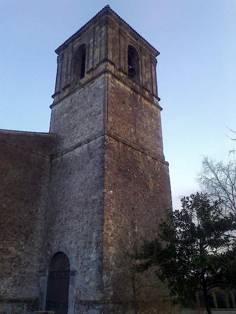 Iglesia de Santa Cruz en Escalante