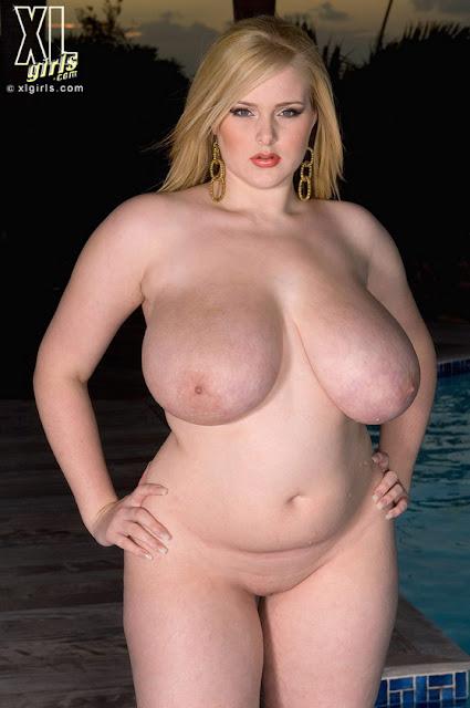 фотографии обнаженных полненьких блондинок.
