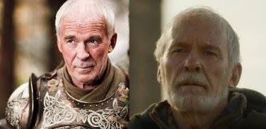 Ser Barristan selmy comparacion t1 t3 - Juego de Tronos en los siete reinos