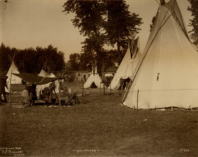 The cheyenne indians for Cheyenne houses
