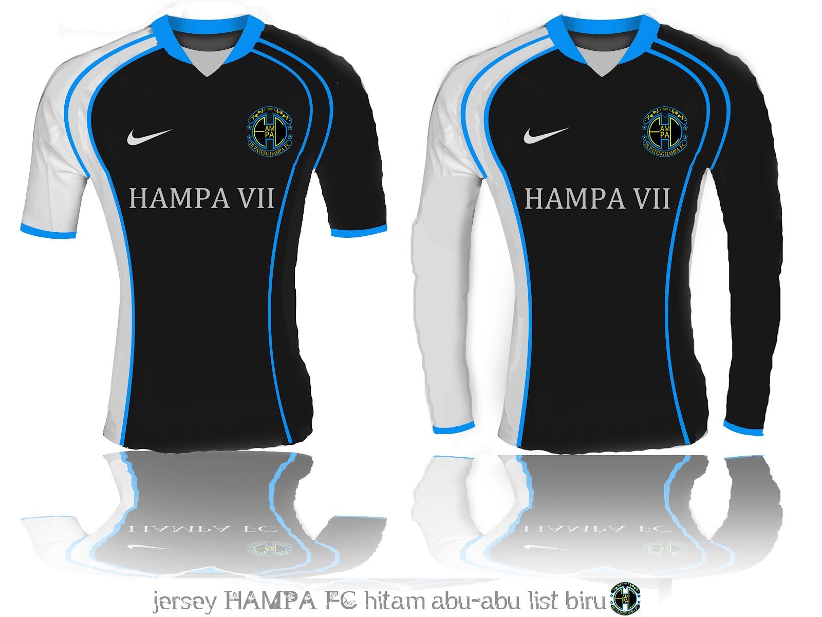 Blognyayanies.blogspot.com: DESAIN BAJU BOLA HAMPA FC