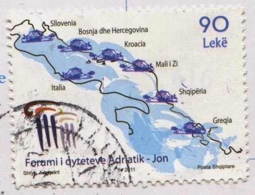 forumi i qyteteve adriatik, shqipëria