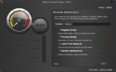 undefined System Speed Booster v2.8.8.6 নিন এদমই ফুল ভার্সন