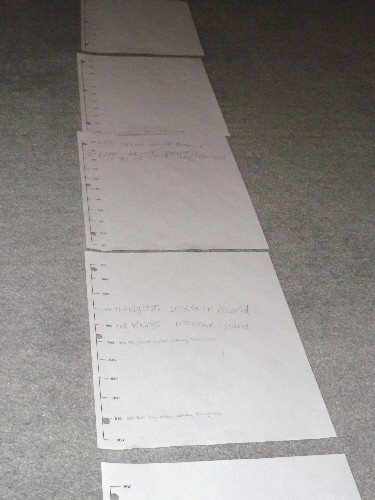 Highhill Homeschool: Free Blank Timelines