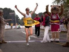 2013 Marine Corps Marathon Champion