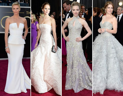 Oscar fashion 2013