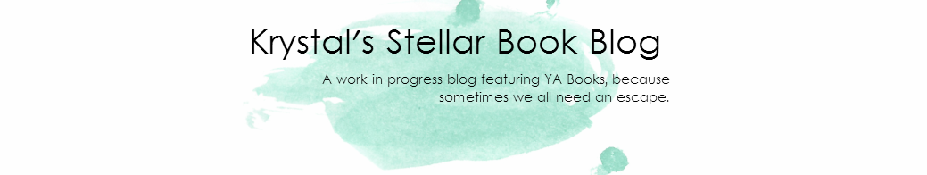 Krystal's Stellar Book Blog