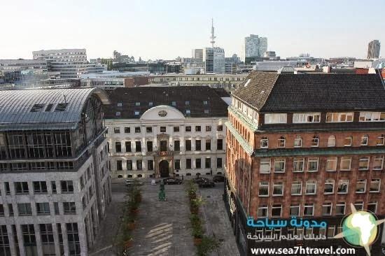 أفضل الفنادق الألمانية