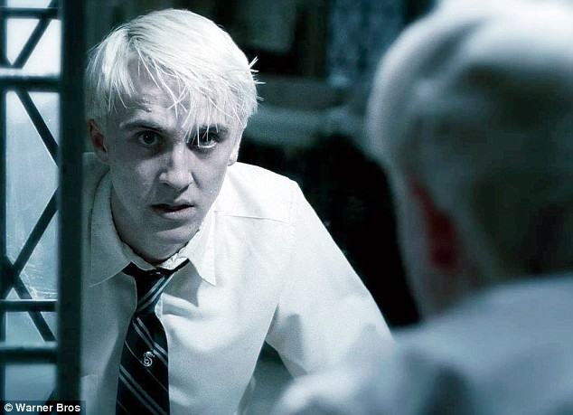 Harry Potter And The Half Blood Prince Draco You can't wash off jerk ...