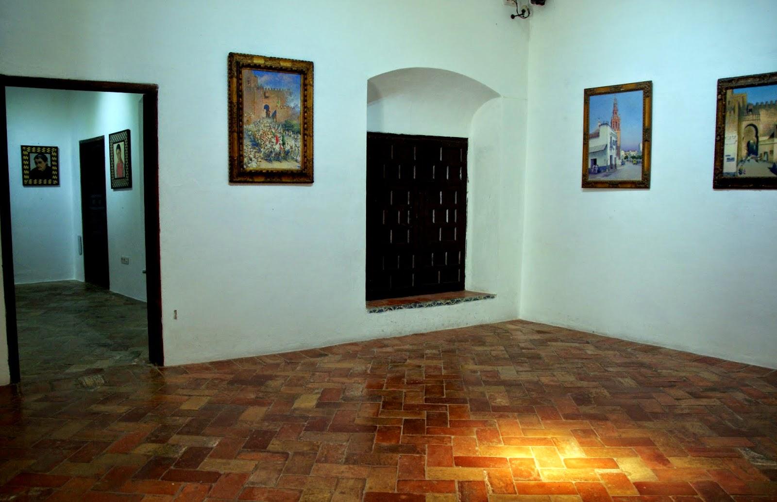 Leyendas de Sevilla Carmona Museo y Centro de Interpretación de la