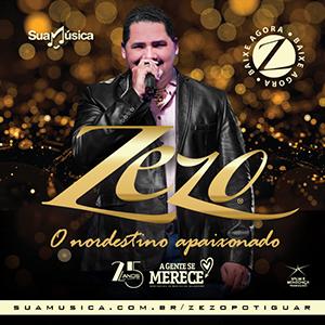 Zezo Potiguar - CD Promocional - 2016