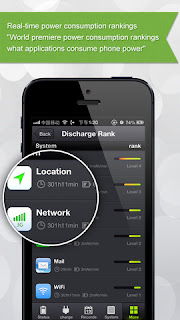 free app - battery life