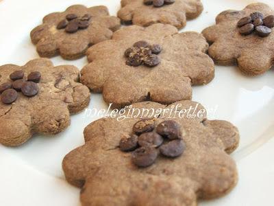 Ağzınızda dağılan harika bir kurabiyemi istiyorsunuz işte burada...