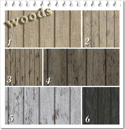 Wood pattern the sims 3 xbox