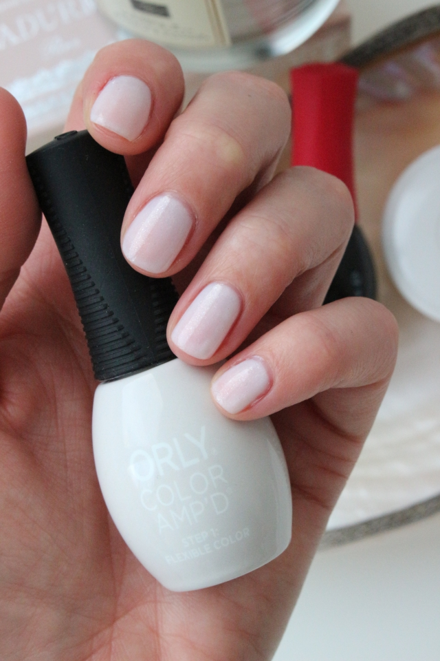 Orly Color Amp'd The Boulevard