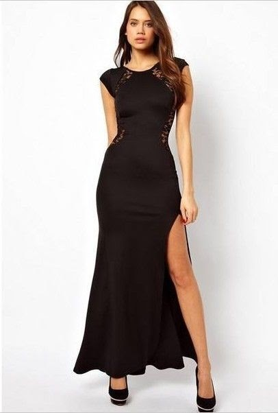 find more mens fashion on black dress for lovrly woman