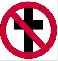 Logo Bad Religion, crossbuster